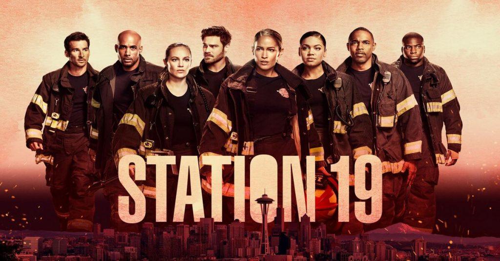 Station 19 cast