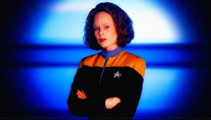 Chief Engineer B'Elanna Torres