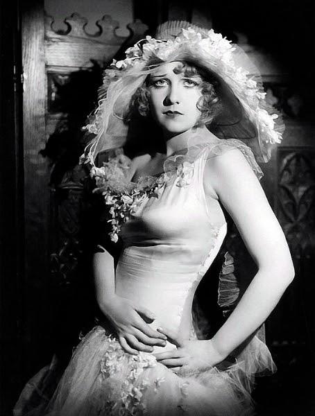 Anita Page. Photo: Wikipedia. Studio publicity. Metro-Goldwyn-Mayer, 1929.