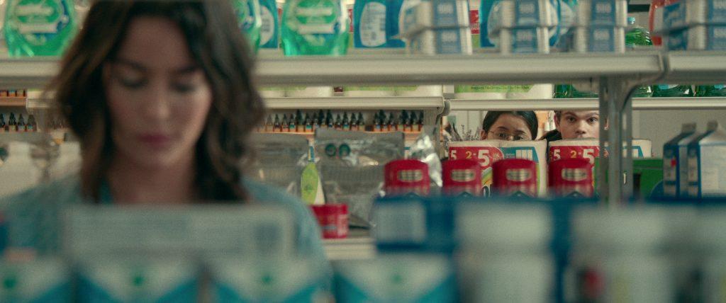 The Half Of It - Alexxis Lemire, Leah Lewis, Daniel Diemer - Photo Credit: Netflix