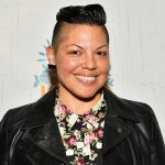 """NEW YORK, NY - DECEMBER 03:  Sara Ramirez attends the """"Once On This Island"""" Broadway Opening Night at Circle in the Square Theatre on December 3, 2017 in New York City.  (Photo by Dia Dipasupil/Getty Images)"""