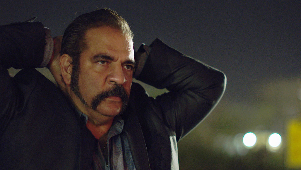 """QUEEN OF THE SOUTH -- """"El Final"""" Episode 510 -- Pictured in this screengrab: Hemky Madera as Pote -- (Photo by: USA Network)"""