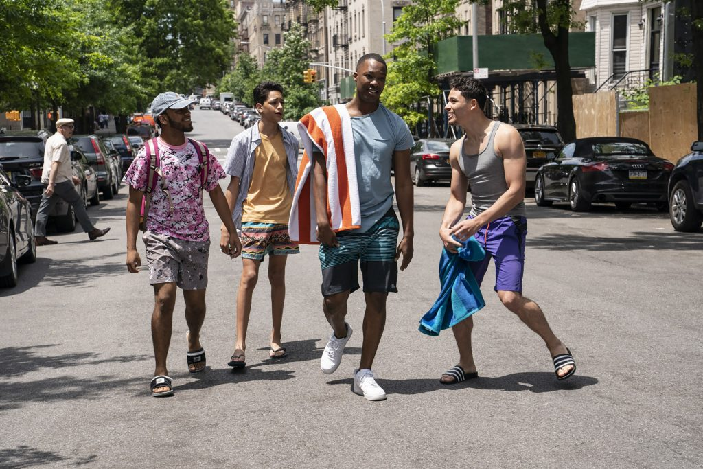 The men of 'In the Heights'