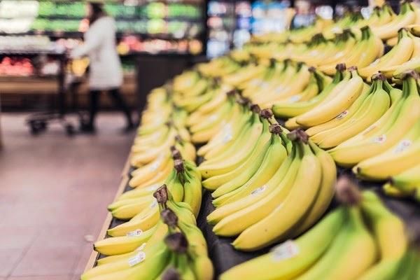 Bananas: Photo courtesy of Pexels