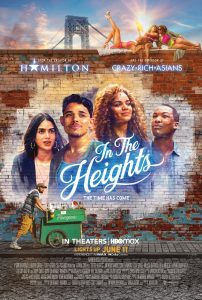 'In the Heights' film poster