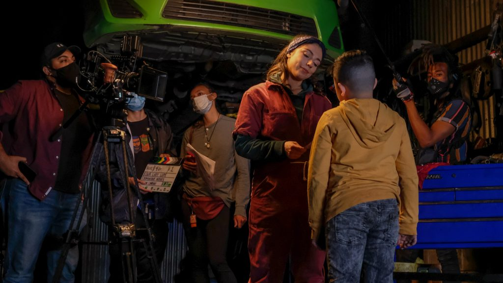 """Still from """"Our Lady Lupe"""""""